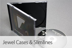 Jewel Cases and Slimline Cases